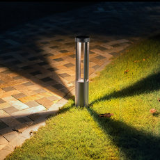 Lawn light aluminum ...