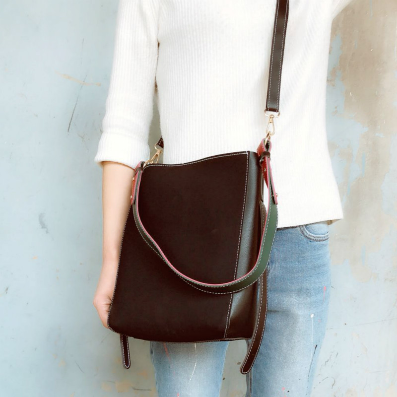 Matte Black Value  + Diagonal Shoulder Strap