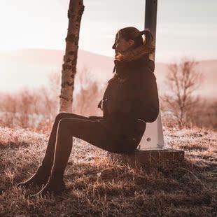 有了热压羽绒服,冬天也能轻松户外