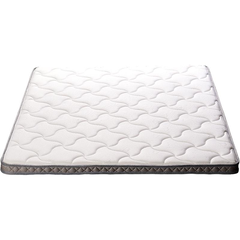 富安娜夏季抗菌防螨乳胶床垫学生宿舍租房黄麻床垫地铺榻榻米垫子