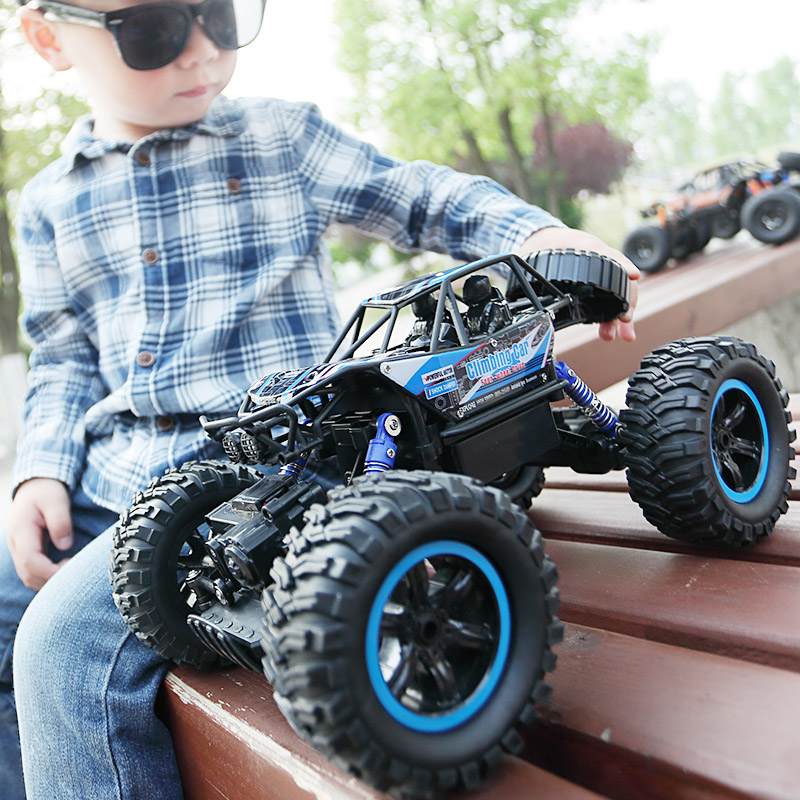 Usd 49 50 Remote Control Car Off Road Four Wheel Drive Charging