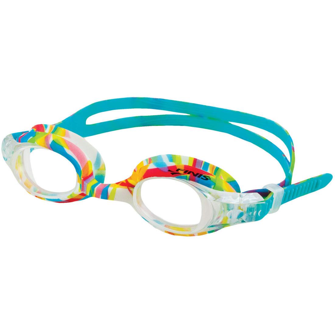 FINIS Phoenix nàng tiên cá chuyển màu nước kính bơi cho trẻ em chống nước chống sương mù chống dị ứng 4-10 tuổi - Goggles
