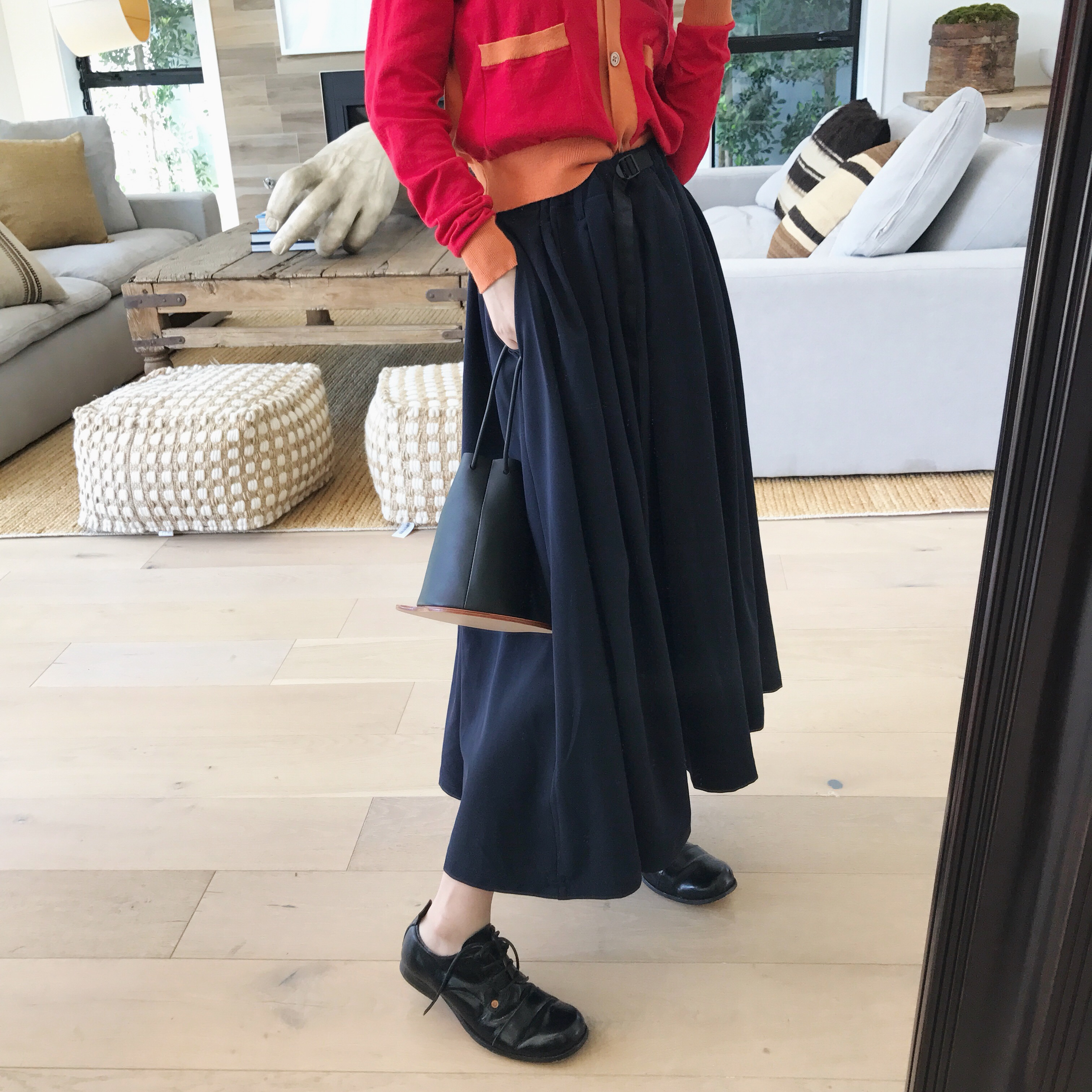 d7bd2f94aa High Waisted Skirts With Belts - Aztec Stone and Reclamations