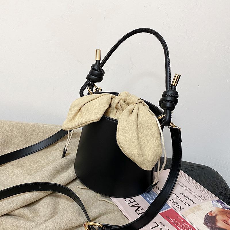 shoulder messenger bucket bag  NHLH305858