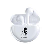 迪士尼蓝牙耳机无线运动双耳入耳式超长待机续航听歌跑步2020年新款tws适用华为苹果安卓女生可爱款降噪OPPO