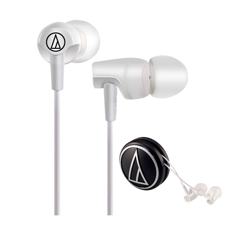 Audio Technica/铁三角 ATH-CLR100入耳式音乐耳塞式手机运动耳机