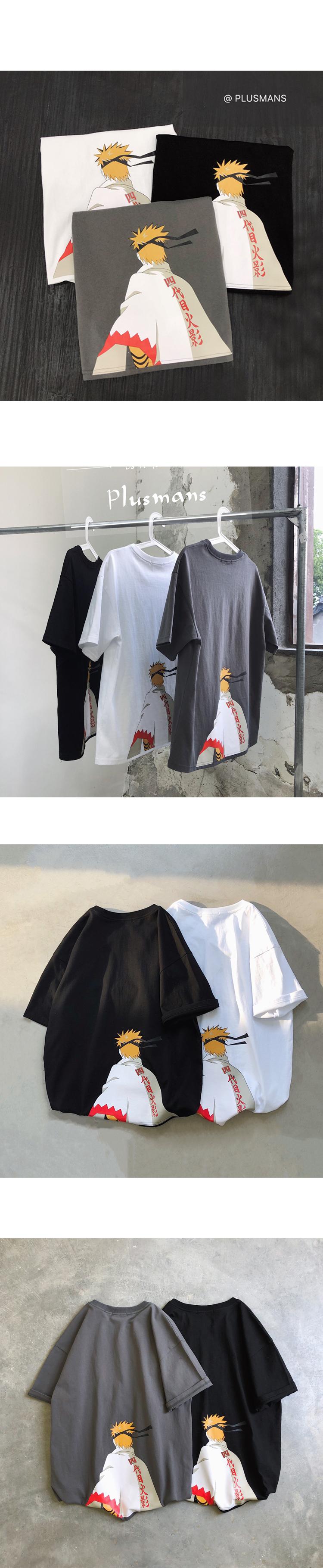 卡通动漫短袖T恤 P021-P38-不低于49