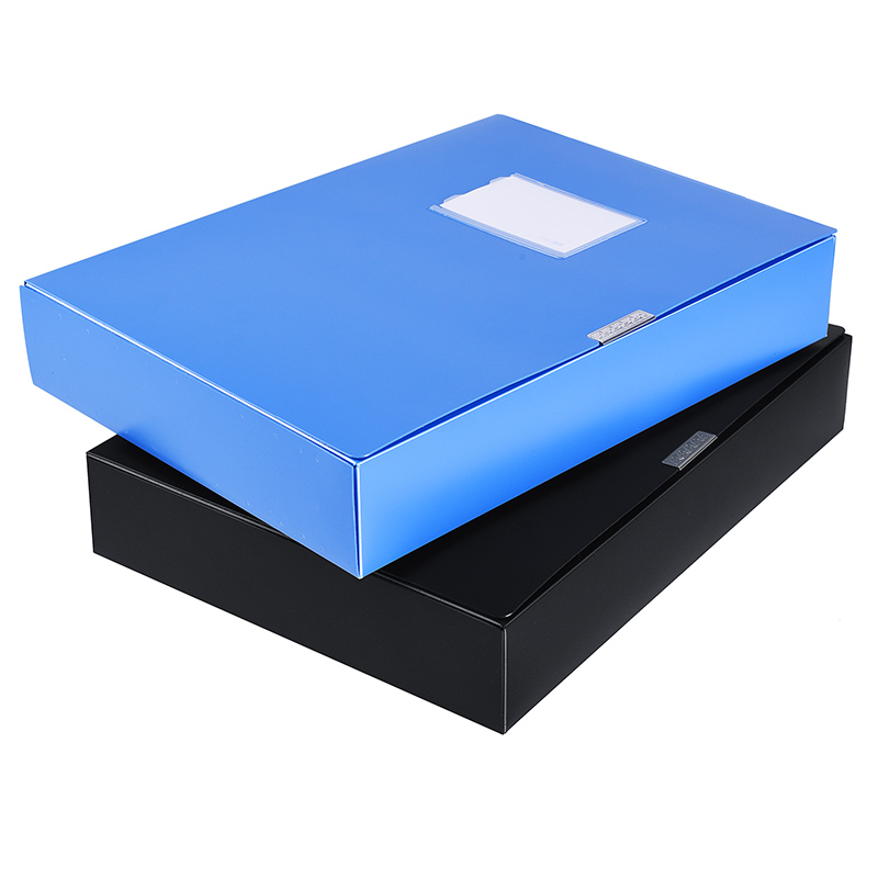 Zheng Cai file box A4 file box information storage box side label plastic kraft paper office supplies wholesale  sc 1 st  eBuy7.com & Zheng Cai file box A4 file box information storage box side label ...