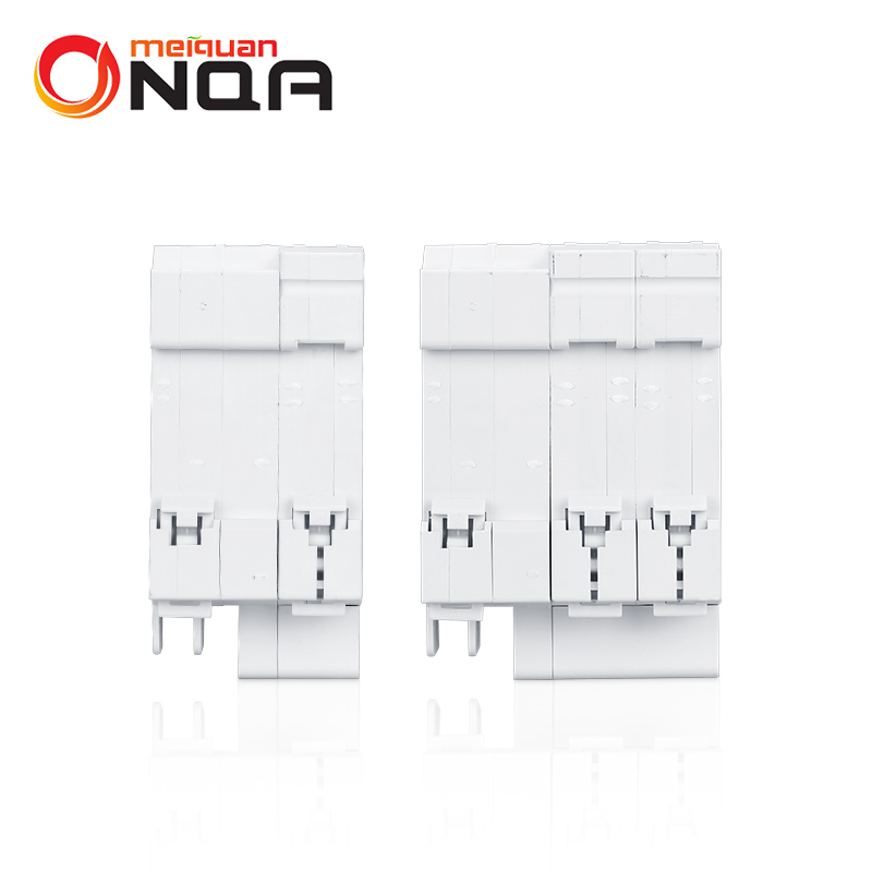 63A leakage protection circuit breaker 2p air Switch home undervoltage 32A  air conditioning three-phase 1p N empty open leak protection