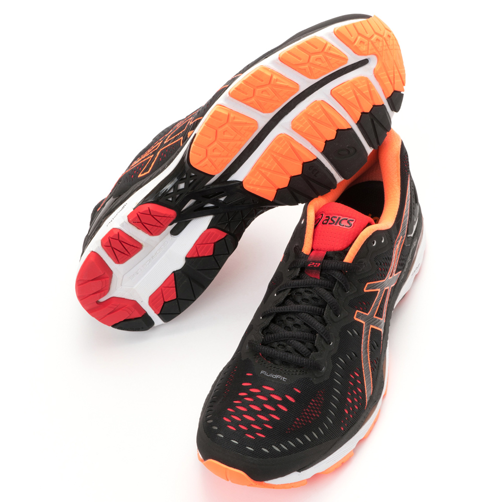 best website 89dd4 9d508 Hank sports ASICS Arthur GEL-KAYANO 23 mens running shoes T647N