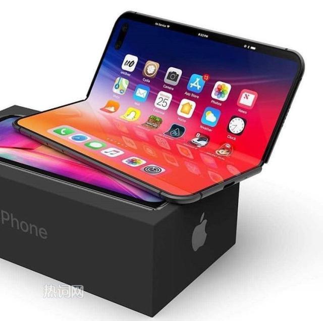 康宁研发柔性玻璃 iPhone折叠屏即将亮相