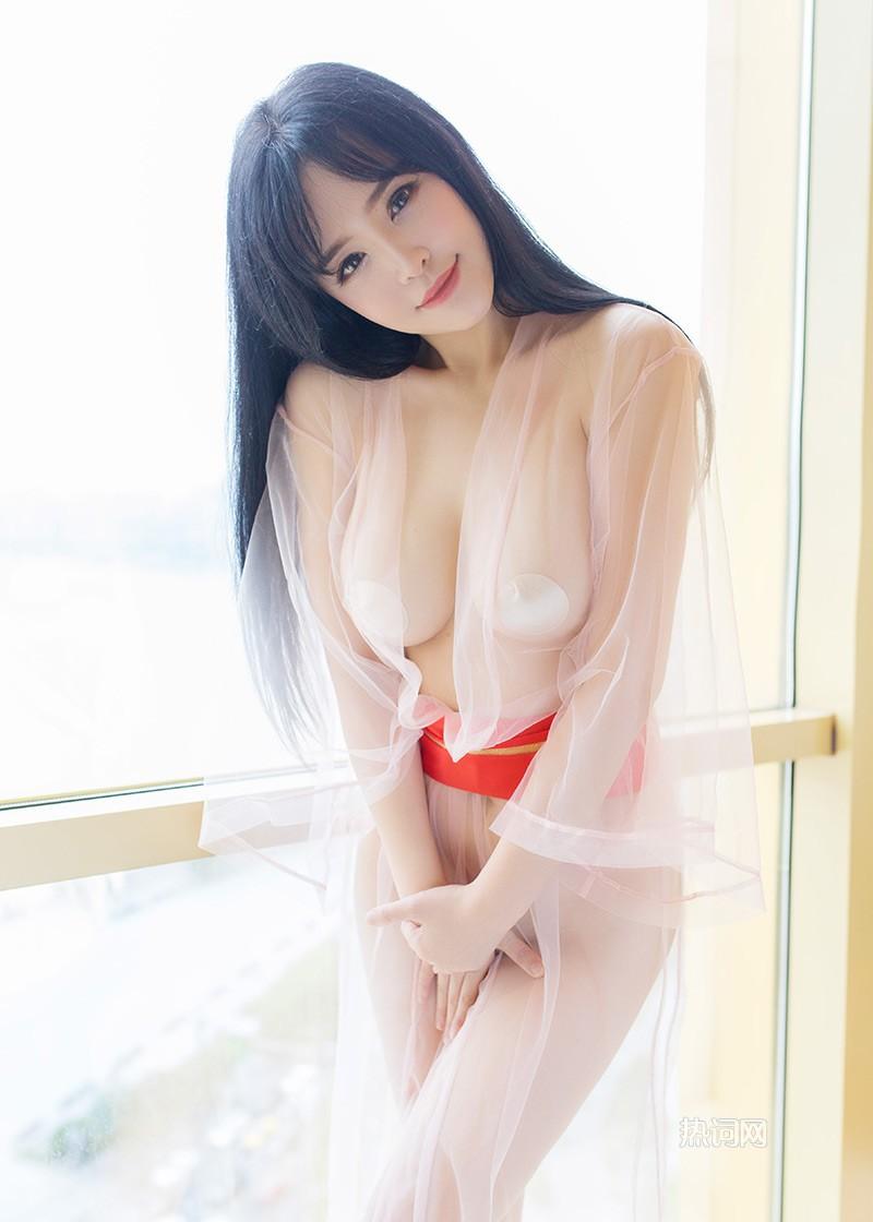 刘钰儿透视内衣写真 无圣光组图 图2