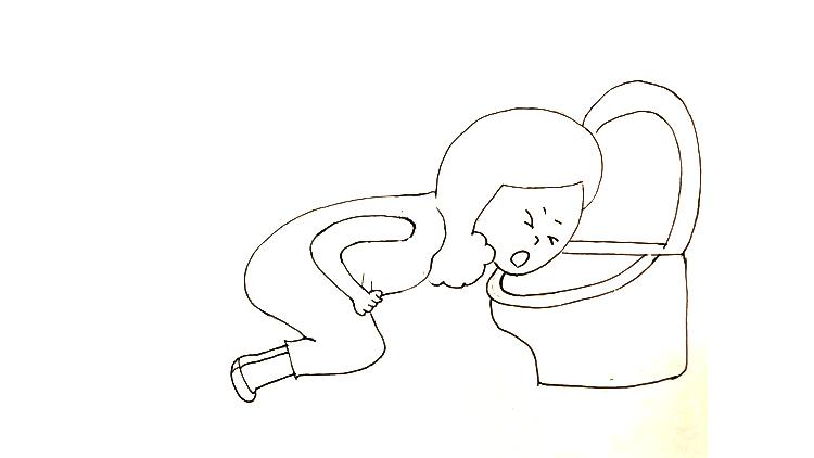 """不是所有人都会孕吐,这3种孕妈能幸免"""""""