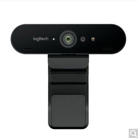 包調試羅技C1000e 商務辦公視頻高清會議培訓廣角直播高清攝像頭bcc950攝像頭