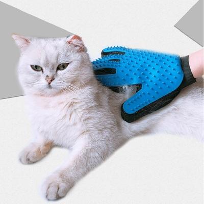 林之堡撸猫手套去浮毛单面双面猫梳子梳毛神器洗澡按摩刷宠物用品