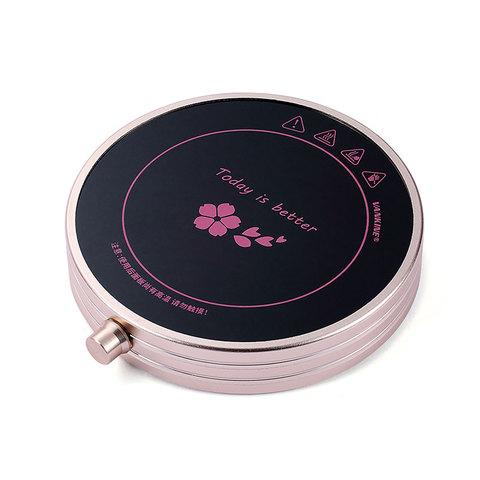 vankine恒温宝加热保温茶杯垫玻璃茶壶垫暖奶器茶具电热保温底座