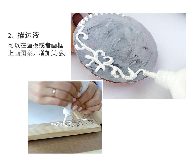 立体浮雕画材料包自制儿童手工製作礼物客厅详细照片