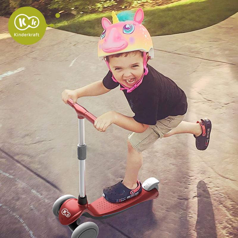 儿童滑板车1-3岁6宝宝轮单脚踏板车男女小孩溜溜车滑滑车2-12岁
