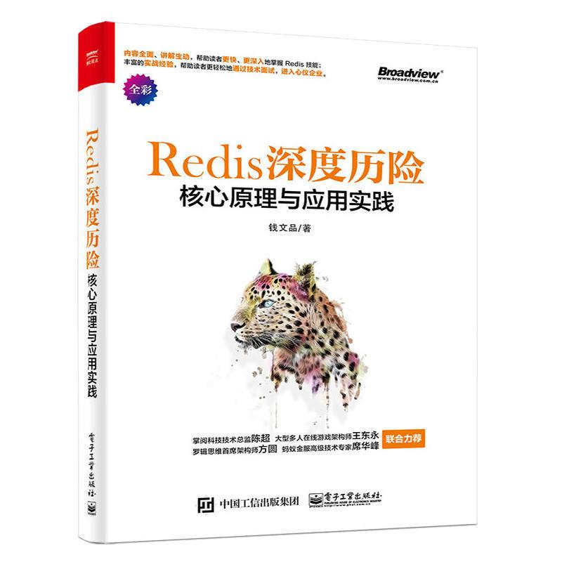 正版 Redis 深度历险:核心原理与应用实践 Redis教程书籍 深入理解Redis技术原理高ji后端开发Redis设计与实现 Redis中间件运维