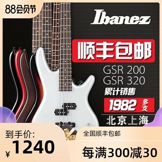 Бас-гитары,  Ibanez в соответствии с класс иеорглиф ля женских имён бас новичок начиная электричество бас 4/ четыре аккорд bass музыкальные инструменты GSR200/320 бас, цена 19875 руб
