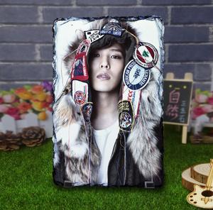 Quan Zhilong ngôi sao điện ảnh xung quanh bảng in thạch bản tùy chỉnh món quà sinh nhật quà tặng đồ trang trí