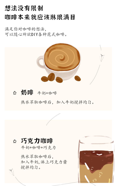 口感媲美星巴克 隅田川 冷萃黑咖啡 10g*10袋+梅森杯 图4