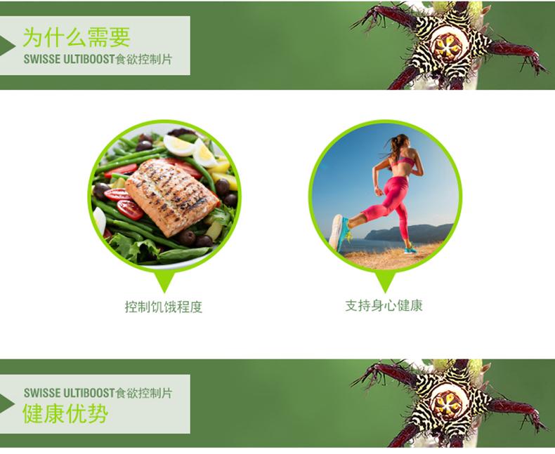 澳洲进口swisse食欲控制片有机仙人掌精华塑型代餐50粒装6000mg 护肤品 第4张