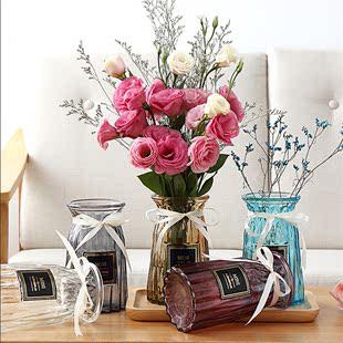多款【大花瓶】创意小清玻璃花瓶