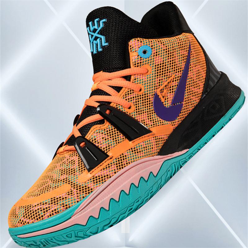 【KDaj】欧文学生运动网面跑步篮球鞋