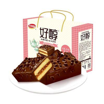 【达利园】好醇巧克力味1.2kg*2箱