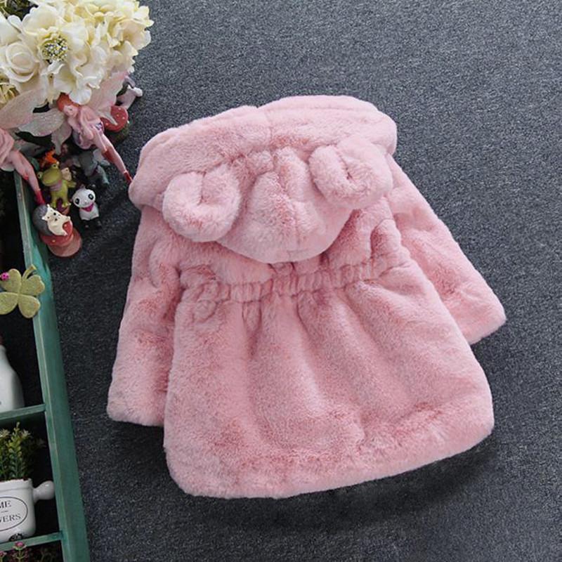 女童加厚棉衣冬装2019新款4小童韩版棉服儿童宝宝女孩3岁棉袄外套