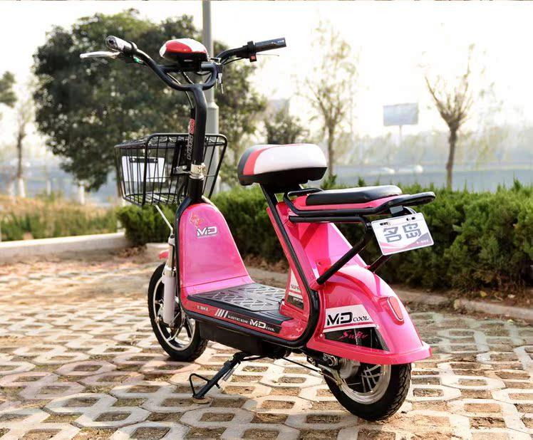 Vélo électrique 48V 14 pouces - Ref 2386352 Image 8