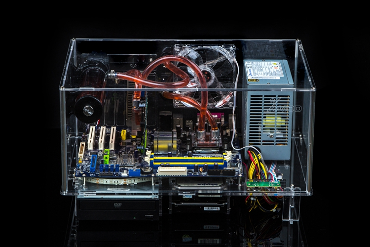Usd 42 25 Special Offer Mod Transparent Chassis Atx Large Chassis