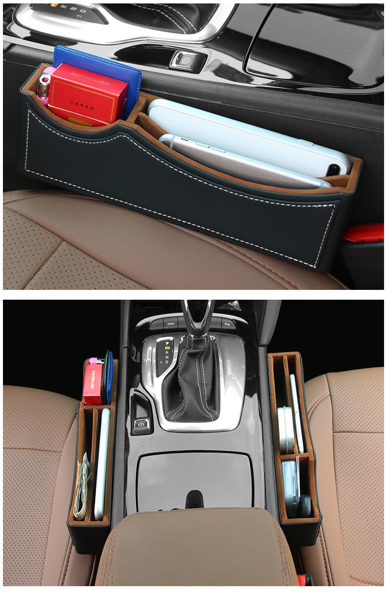 Hộp đựng đồ 2 bên hộp số Honda Civic - ảnh 17