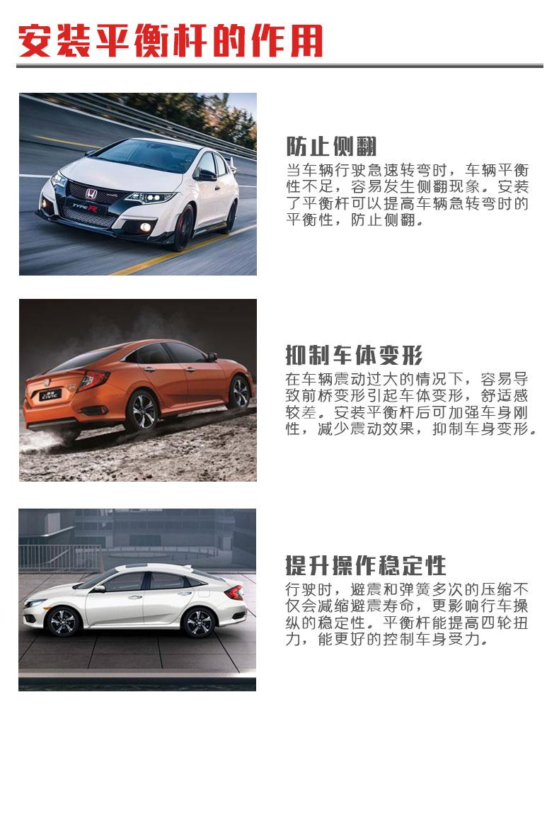 Thanh chắn cân bằng động cơ Honda Civic 17-18 - ảnh 3