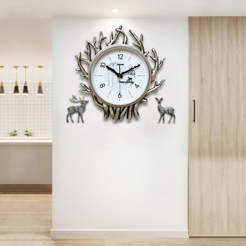 Usd 85 75 Nordic Simple Modern Wall Clock Ins Living Room