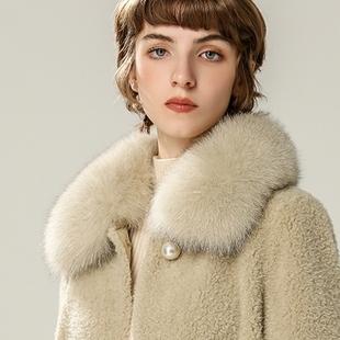 奢华大气羊剪绒,舒适与时髦的完美结合