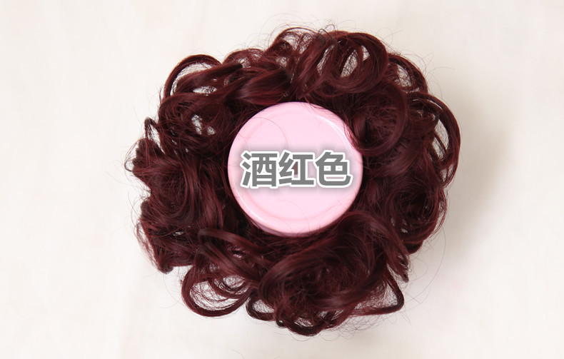Extension cheveux - Chignon - Ref 227685 Image 15