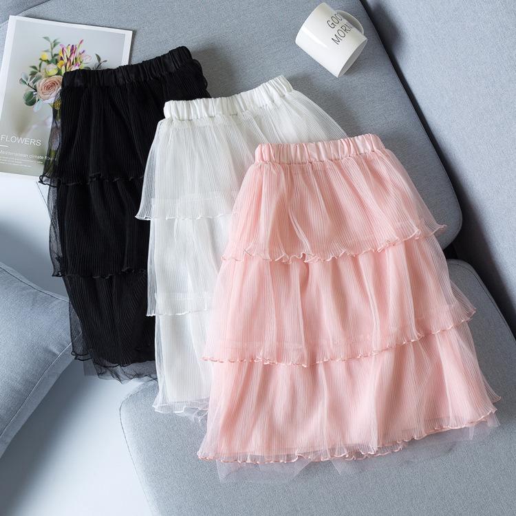 半身装长裙母女6蓬蓬纱7短裙子8大童9小女孩10夏装裙12岁15超洋气