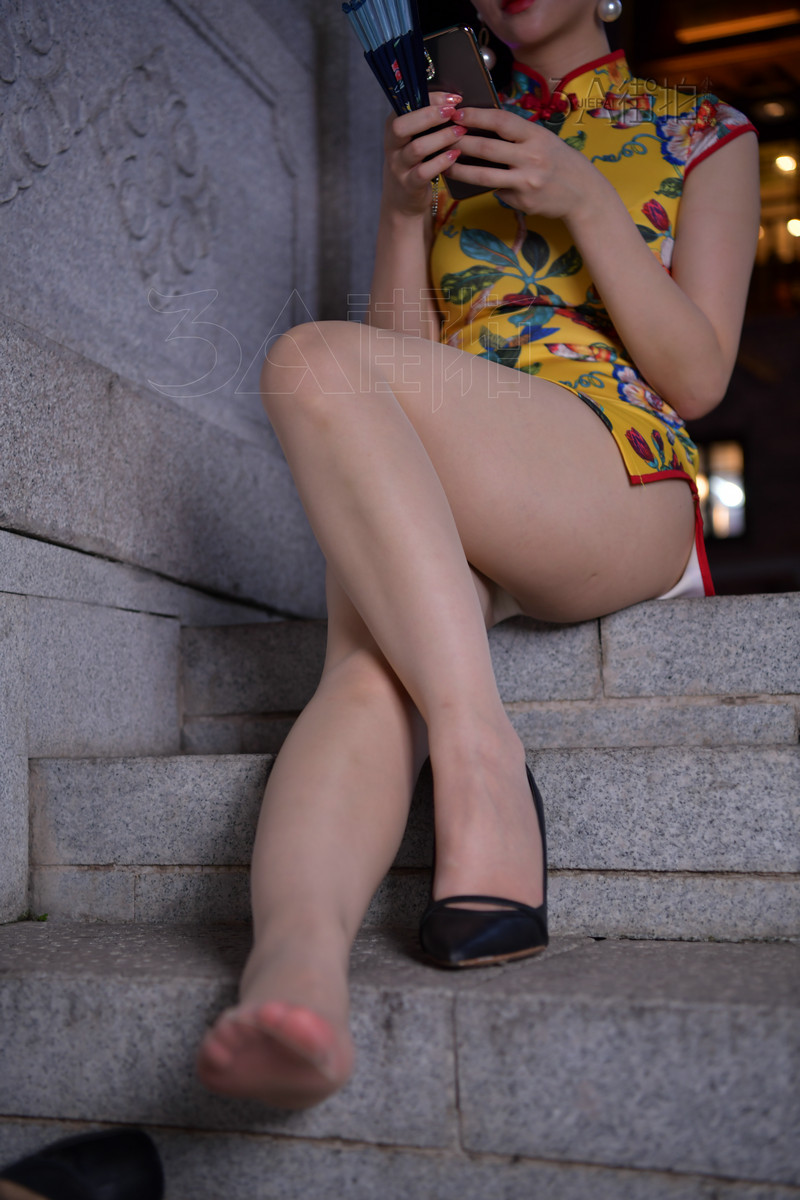 小海精品套图旗袍夜景很有味道啊【套图】 10251025  帖子ID:825