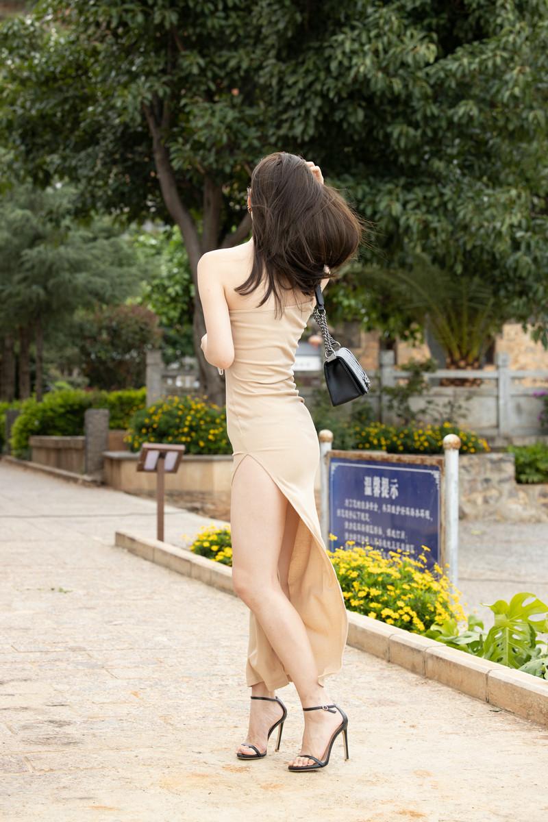 范家辉大理旅拍作品第一篇淡黄色长裙美女【视频+图片】 96279627 魔镜原创摄影,街拍第一站,魔镜街拍,街拍美臀,街拍美术馆, 帖子ID:747