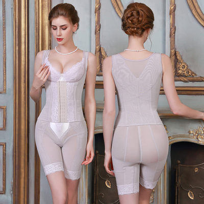 ANTINIYA genuine body manager mold body shaping underwear Paris spring three-piece suit female