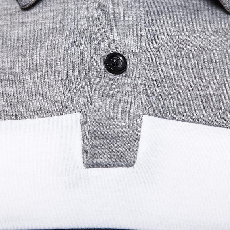 O1CN016eN1do1cmzoggCDYI !!282993644 Men's POLO Tri-Color Sweatshirt