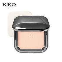 【提前加购】KIKO粉饼散蜜粉饼控油定妆粉持久油皮补妆干湿两用