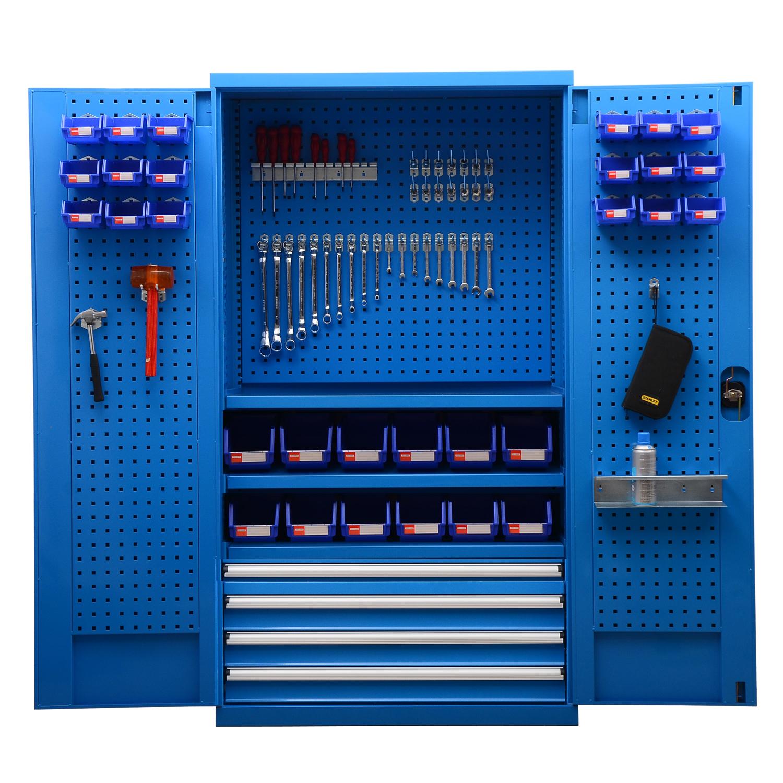 Аппаратные средства тяжелый безопасность инструмент кабинет ящик инструмент кабинет железный лист кабинет автомобиль между двойная дверь сгущаться хранение кабинет