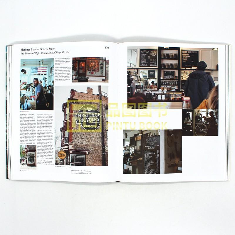 現貨 The Shopkeepers: Storefront Businesses and the Future of
