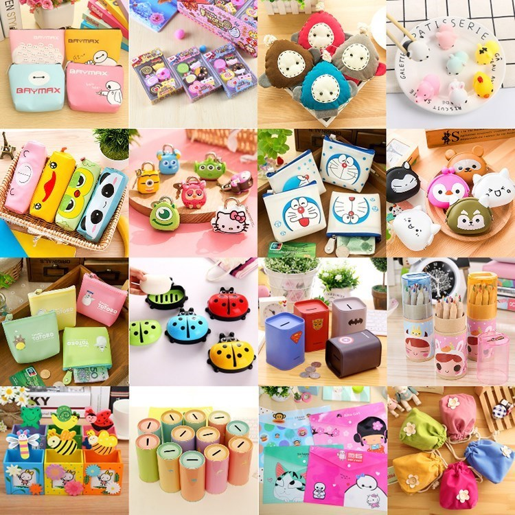 Toy puzzle cute class reward small gifts託 class of primary school students exchange gifts low-cost kindergarten sale