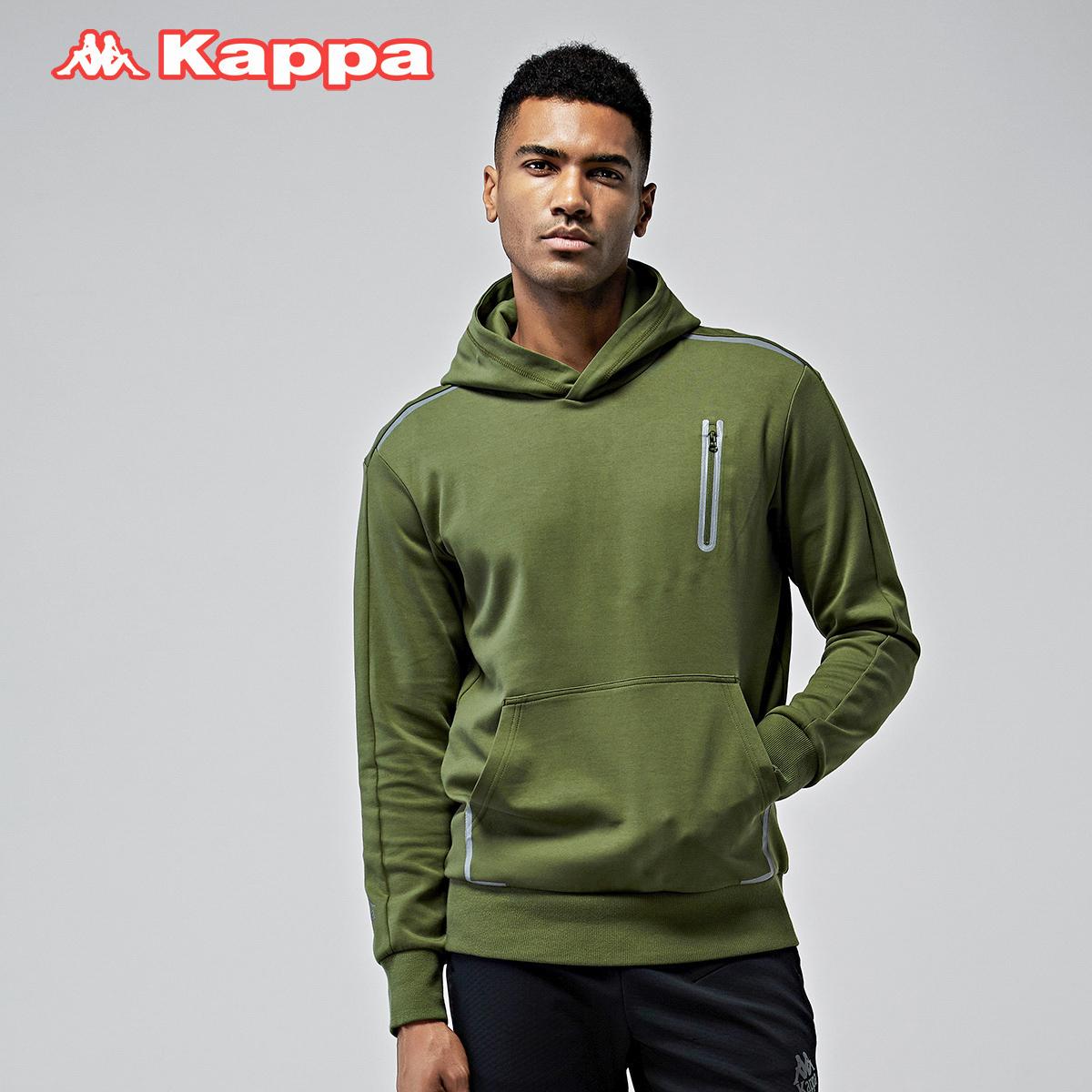 Áo len thể thao nam Kappa Kappa Áo thể thao giản dị Áo thể thao | K0752MT11D