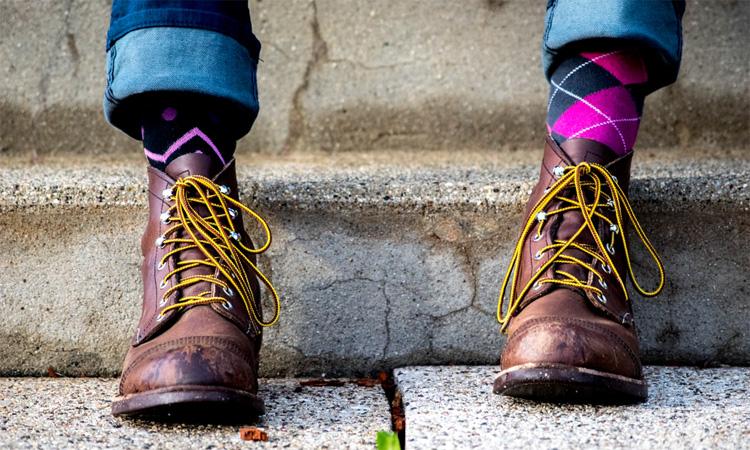 硬派荷尔蒙,三步教你挑对马丁靴