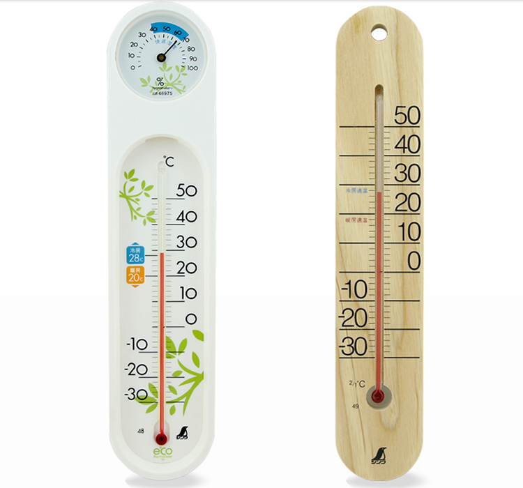 USD 12.02] Japan Affinity Temperature Hygrometer Home High ...